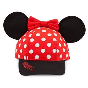 (3/$25) DISNEY   Minnie Mouse Baseball Cap